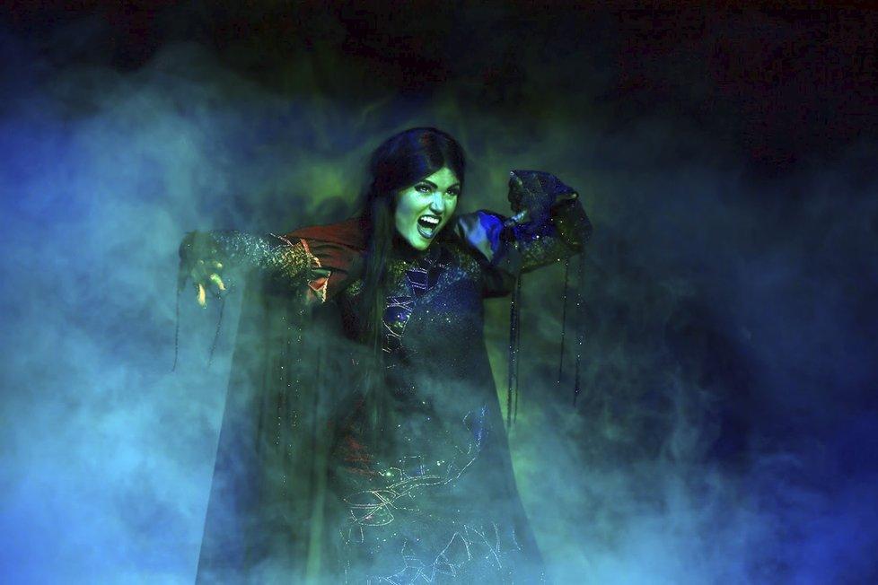 Zpěvačka Elis Ochmanová: Zelená čarodějka už má bílé Vánoce