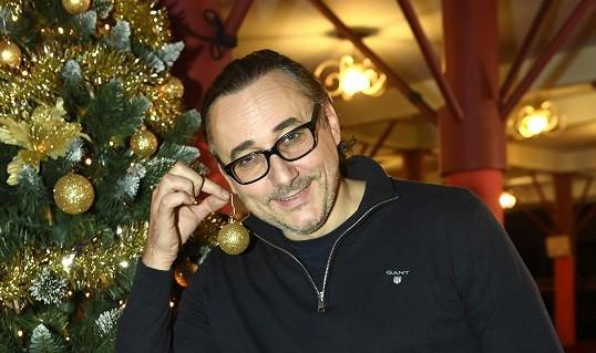 Po čem hvězda Čarodějky touží? Marian Vojtko odtajnil svá vánoční přání