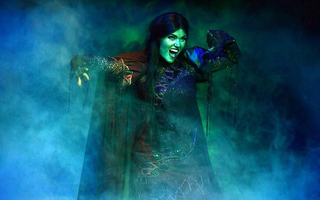 Velkolepý muzikál Čarodějka se vrací 19. září: Za zrušená představení bude náhrada