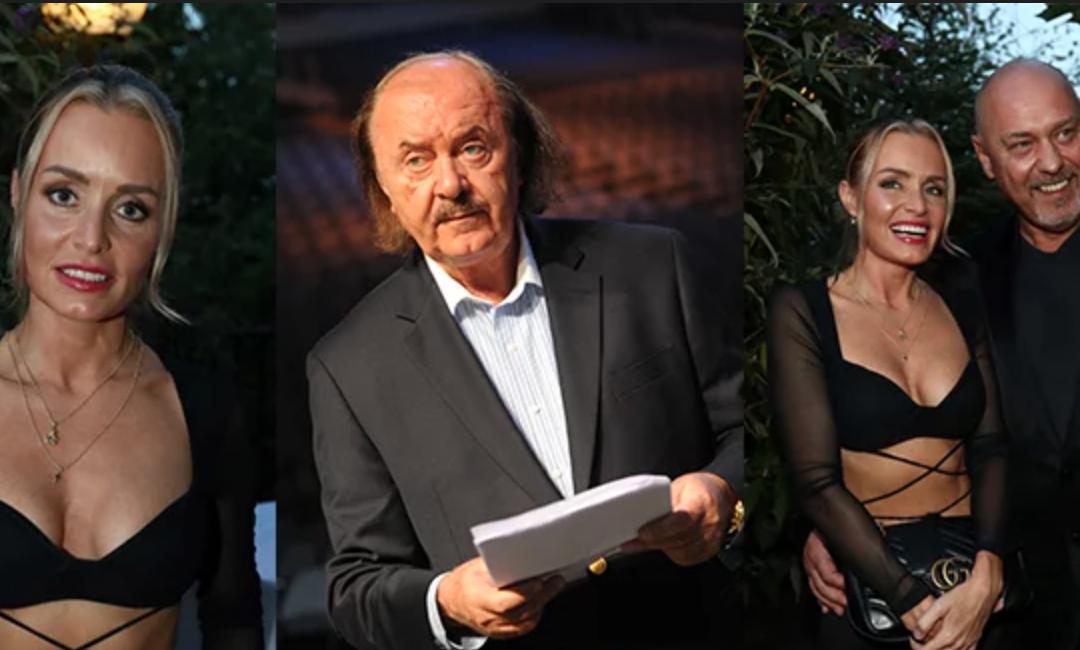 Krásná dcera Františka Janečka (77) Alice (40): Na tátův mejdan jen v podprdě!